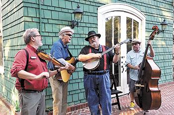 Earl Scruggs Center presents Kollard Kings Stringband
