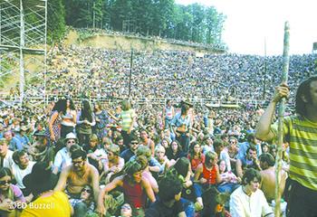 Anniversary of NC's Woodstock is here