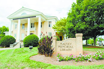 Community Day April 24 at Mauney Memorial Library
