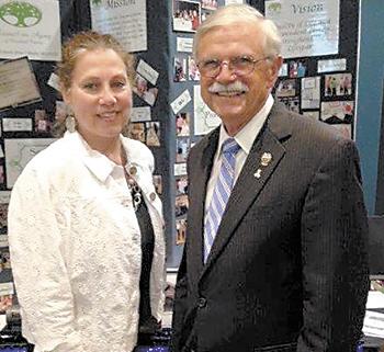 Senior Center participates in Business Showcase