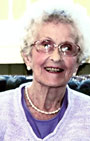 Mildred Humphries McElory Williams