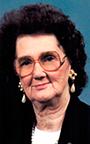 Margie Edwards Horne