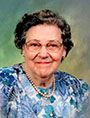 Corinne McSwain Turner,