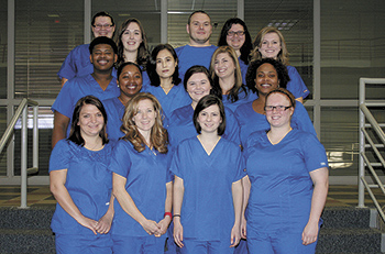 CCC students receive Nurse Aide 1 pins