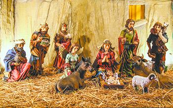We Celebrate Christmas!
