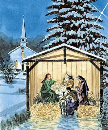 Area churches plan Christmas services