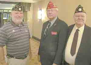 American Legion District Oratorical Contest