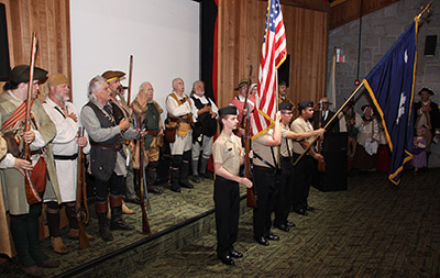 237th Anniversary of the Battle of Kings Mountain