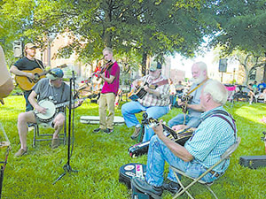 Pickin' on the Square returns July 13