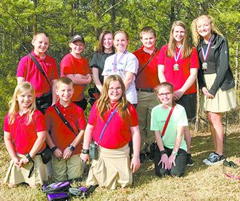 Pinnacle Classical Academy Archery Team