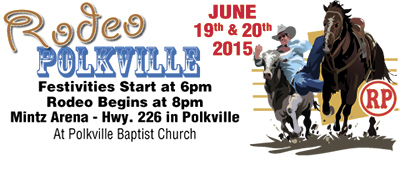 Rodeo Polkville Returns To Cleveland County!