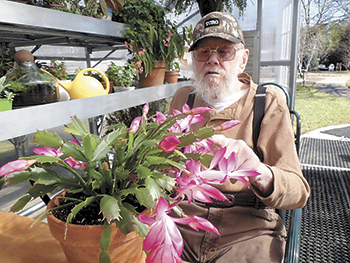 New greenhouse a welcome addition to LEC