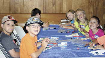 Vacation Bible School Day at Lawndale United Methodist