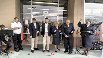 Salvation Army store has new location