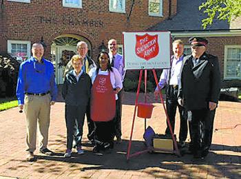 Salvation Army seeks bell ringer volunteers