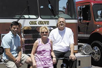 CRKA fundraiser benefits Scott Thornburg
