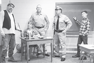 Cast of Characters from Mayberry returns to Shelby