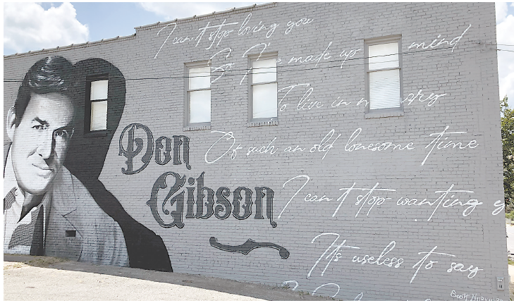 New murals set to attract visitors to Shelby