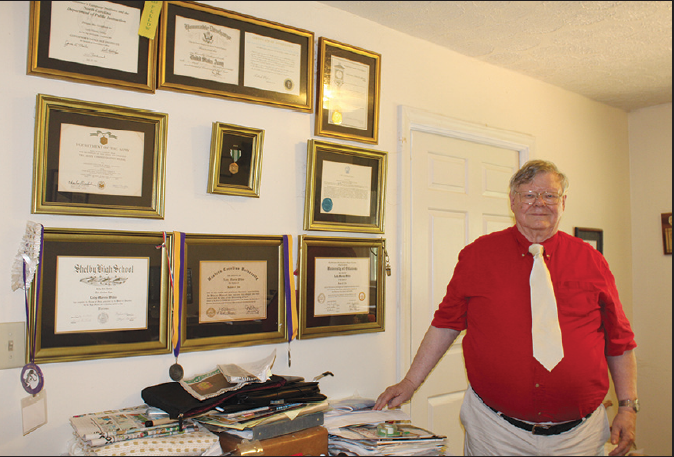 Shelby man's two-act play wins local playwriting contest