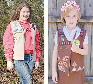Local scouts among top ten in regional cookie sales