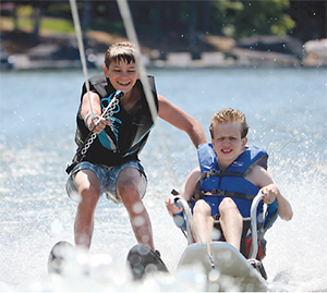 Wake the World offers disabled a chance to ski