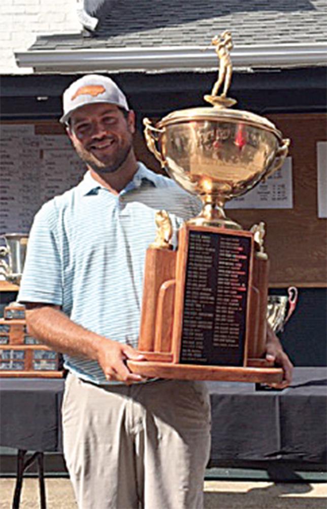 2021 Cleveland County Amateur Golf Championship