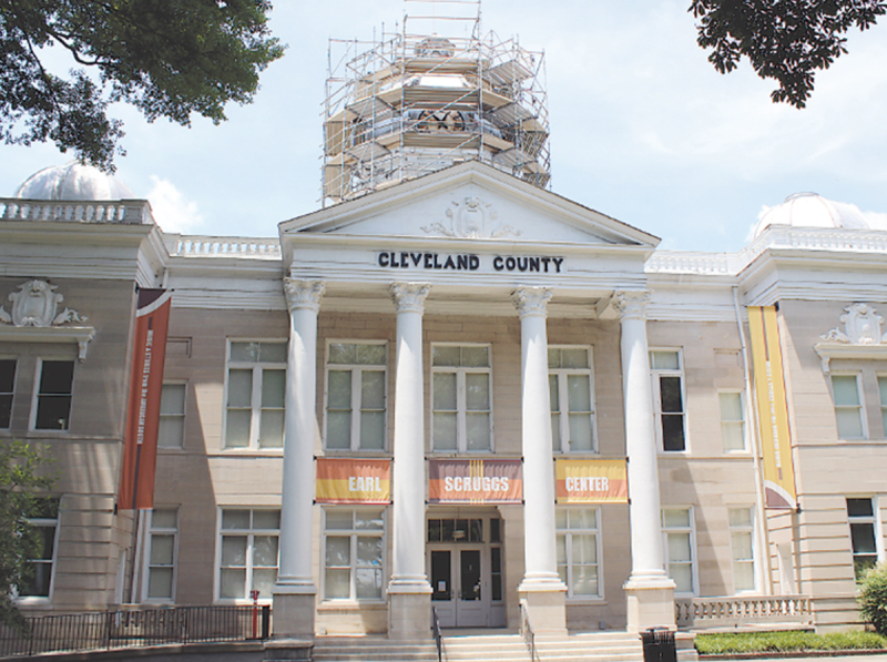 Renovations continue on historic Courthouse