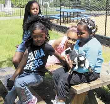 New kids visit Club kids