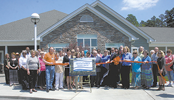 Testa Family Hospice House Ribbon Cutting and Open House