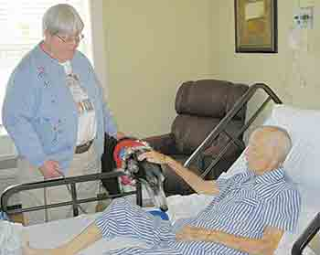 Celebrating Hospice Volunteers April 10-16