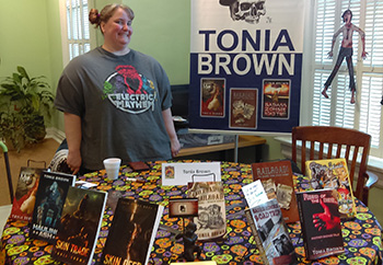 Calling all local authors for Library Book Fair