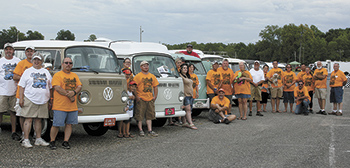 6th Annual East Coast VW German Invasion