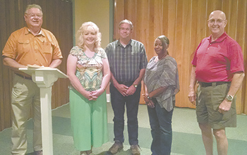 Woodmen of the World Chapter 518 Recognize Cleveland County Bus Drivers