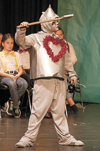 Wizard of Oz presented by Fallston Elementary