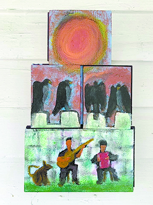 Local artists featured at Gaston County Museum