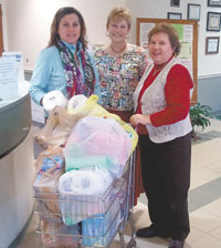 Shelby Civitan Club Makes Donation To Council On Aging