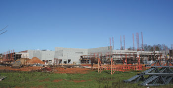 Shelby Middle School Scheduled To Open By Fall 2011
