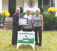 October 2010 Residential Appearance Award