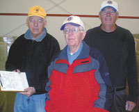 Shelby Lions Club Distributes Commodities