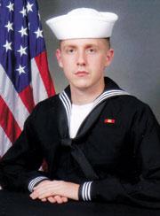 Navy Seaman Devin Tyler Hamrick Completes Basic Training