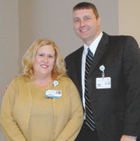 Cindy Proctor Receives John Young Leadership Award