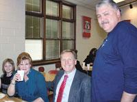 Polkville VFD  Holds 48th Annual Turkey Dinner