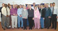 Exchange Club Of Shelby Celebrates Anniversary