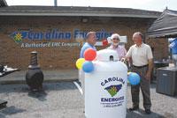 Carolina Energies Expands & Opens New Showroom