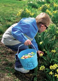 Kings Mountain Annual Easter Egg Hunt