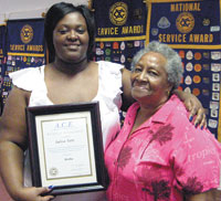 The Exchange Club Of Shelby Honors Deserving Youth
