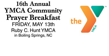 YMCA Community Prayer Breakfast