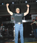Aaron Tippin, Travis Powell Draw Crowd To Benefit CRKA