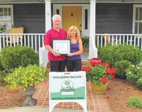 April 2011 Residential Appearance Award