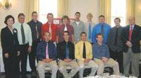 Burns Masonry Programs Honors Seniors